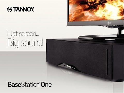 Tannoy BaseStation One Speaker