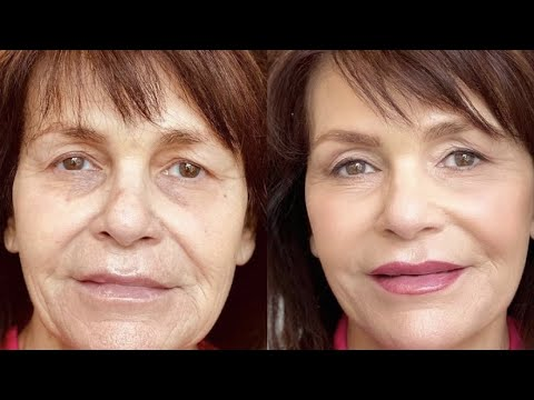 Aging is a bitch so wear makeup! Mature Makeup Basics with Eugenia Weston
