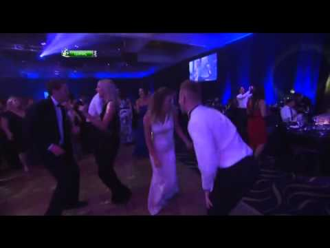 Party at the Hopman Cup
