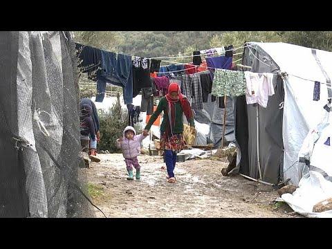 Griechenland: Minister bezeichnet Oxfam-Bericht über Migranten als überholt