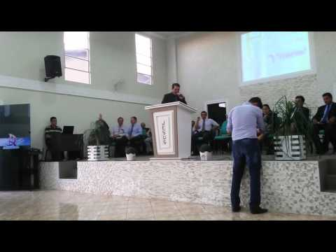 Luiz Castilho em Mangueirinha -PR