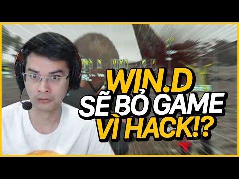 Liệu Win.D có bỏ game vì hack !? | CƯỜI RỤNG TRỨNG CÙNG WIN.D - Thời lượng: 8 phút, 19 giây.