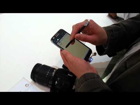 Samsung Galaxy Note II - hands-on