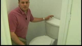 How to Remodel a Basement : Basement Remodeling: Bathroom Plumbing & Fixtures