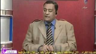 د/أحمد دياب وجدول سعرات الحلويات في برنامج لصحتك ج5