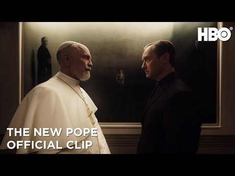 The New Pope: The Moment (Season 1 Episode 9 Clip) | HBO