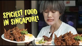 Video SPICIEST FOOD IN SINGAPORE #02 MP3, 3GP, MP4, WEBM, AVI, FLV Januari 2019