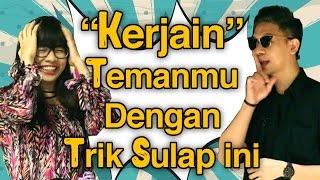 """Download Video """"TIPU"""" Teman Kamu Dengan Trik Sulap Ini! Belajar Trik Sulap Gratis. MP3 3GP MP4"""