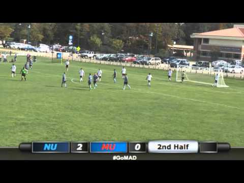 Northwood Men's Soccer - NU 5, Malone 0 (9/21/15)