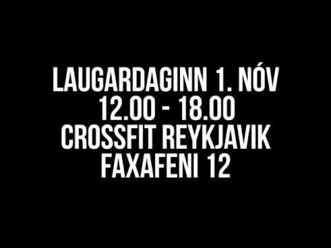 Íslandsmótið í CrossFit 2014