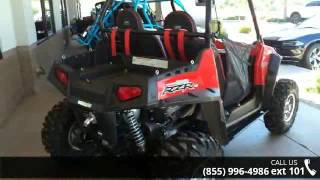 2. 2014 Polaris RZR 800 Indy Red  - RideNow Powersports Good...