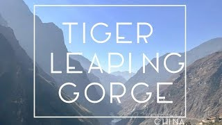 Tiger Leaping Gorge 虎跳峡 - the 28 bends ...