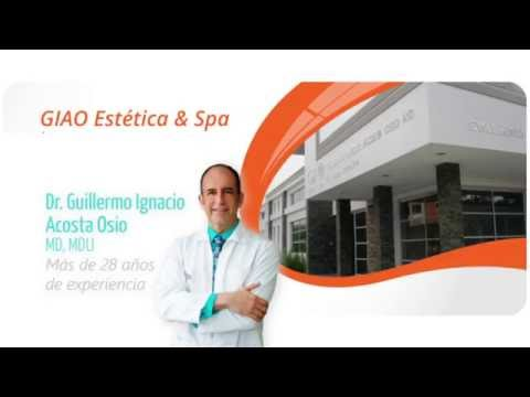 Guillermo Ignacio Acosta Osio  Ginecólogo, Estéticas