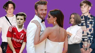 Video David and Victoria Beckham's kids: Everything you need to know about them MP3, 3GP, MP4, WEBM, AVI, FLV Agustus 2019