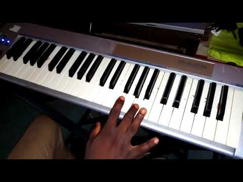 how to play Nigeria highlife music on Piano Contemporary Approach