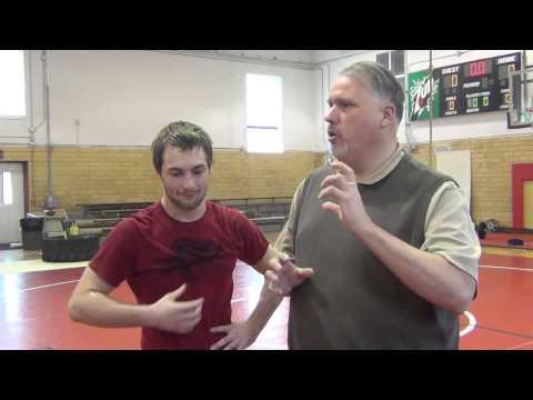 Scott Bosak Looks Ahead To NCAA Wrestling Championships