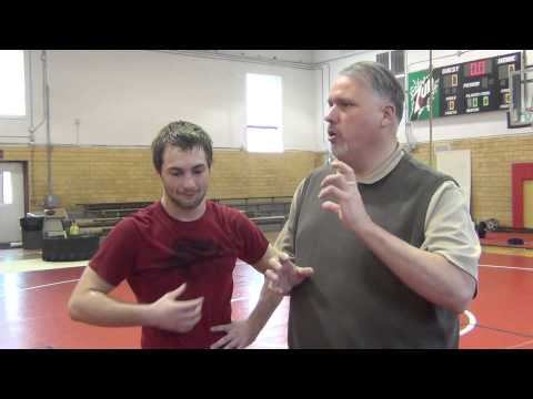 Scott Bosak Looks Ahead To NCAA Wrestling Championships