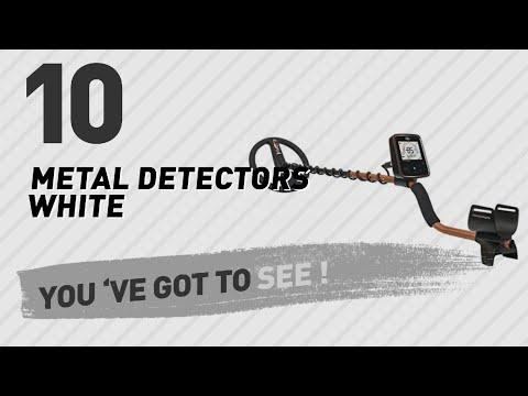 Metal Detectors White // New & Popular 2017