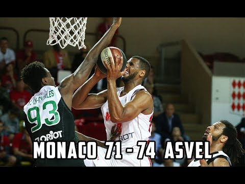 PLAYOFFS — Monaco 71-74 ASVEL — 1/4 finale, match 3 — Highlights
