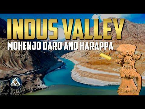 Indus Valley Civilization - Mohenjo Daro and Harappa