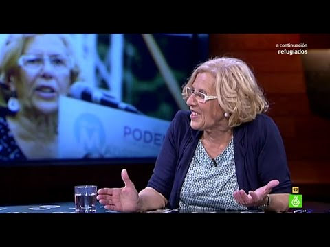 Manuela Carmena es una crack y el momento Esperanza Aguirre lo demuestra