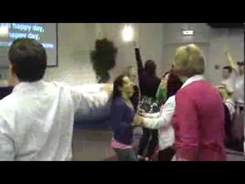 Testimonies of Lives Changed by Jesus Christ- House of Destiny – Bournemouth-Baptism