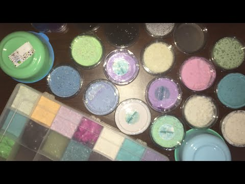 Colecția mea de slime 2018 🎉 +40 slime-uri   Alisa Slime (видео)
