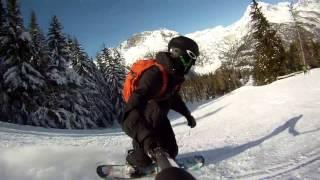 Vallorcine France  city pictures gallery : 4K Vallorcine France 2016 | Snowboard Edit GoPro
