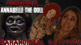 The REAL Story of Annabelle the Doll