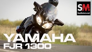 8. Prueba Yamaha FJR1300A 2014