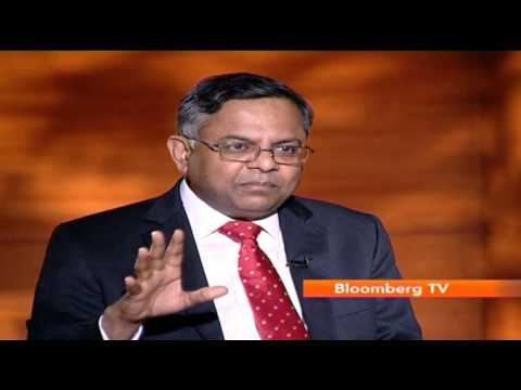TCS - N. Chandrasekaran, TCS's Iconic CEO speaks to Bloomberg TV India's Mini Menon about journey in the company. Listen to Chandra talk about his beginnings in TC...