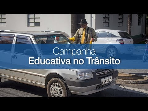 Prefeitura de Pouso Alegre usa humor caipira em campanha educativa de trânsito na cidade