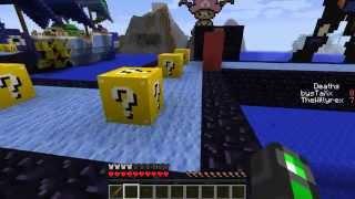 PIRATILLA!! - Lucky Block's c/ Willyrex - MINECRAFT
