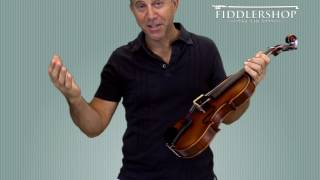 The String Cleaner for Violin