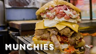 Mexico City's Best Late Night Food - Drunk Eats by Munchies