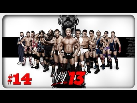 Let's Play: WWE '13 Universe Mode 3.0 | Folge #14 - King Of The Ring Qualifikationen