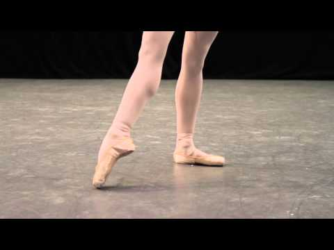 Insight: Ballet glossary - positions of the feet