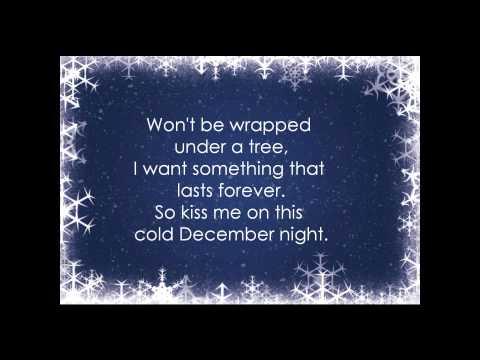 Cold December Night - Michael Bublé (with lyrics)