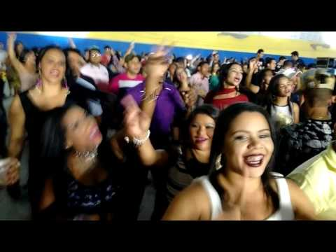 Show de Márcia Felipe em Santana do Ipanema -Al no encerramento dos festejos da padroeira da cidade