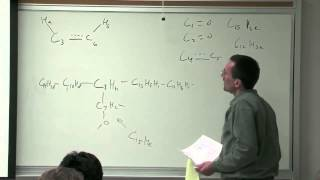 Chem 203. Organic Chemistry. Lecture 24. Using Organic Spectroscopy To Solve Complex Structures