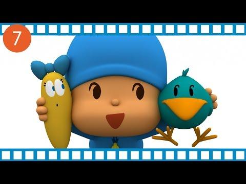 🕒 POCOYÓ en ESPAÑOL - Correo Pato [ 30 minutos ] | CARICATURAS y DIBUJOS ANIMADOS para niños