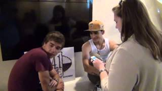 RARE Zayn Malik, Louis Tomlinson, And Liam Payne Interview