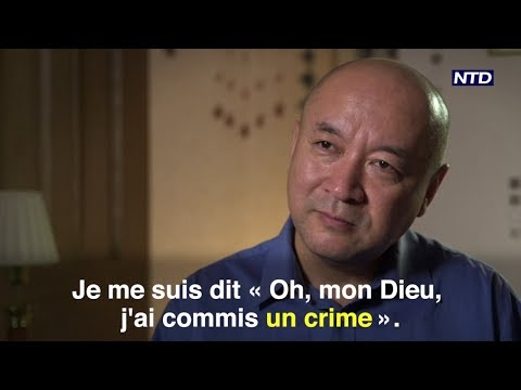 DOCTEUR EN CHINE - PRÉLÈVEMENTS D'ORGANES FORCÉS