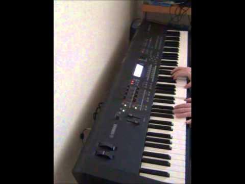 Yamaha Mox Strings Bank Demo - 020 - Medium Large Section