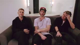24 HOURS WITH…Take That on Tour