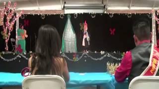 Little Miss Hmong- 2013 Talent round 1.1