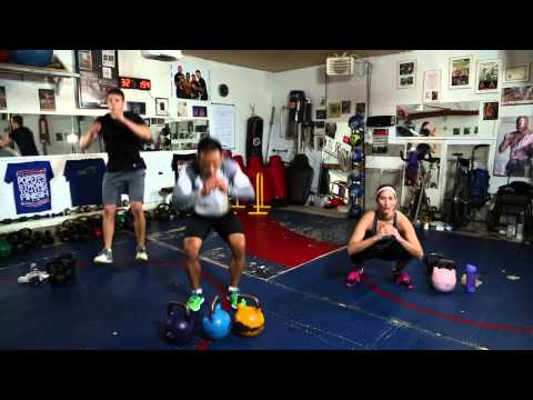 5. Kettlebell Workout • Intense Workout • Advance
