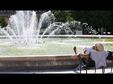 Avrupa'da son yılların sıcaklık rekorları kırılıyor