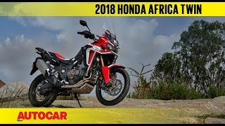 4. 2018 Honda Africa Twin DCT | First Ride Review | Autocar India
