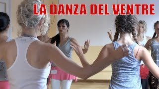 Danza del ventre online - Intervista su ZenaZone!